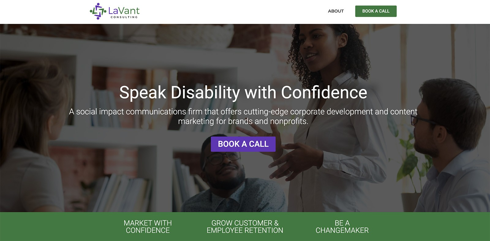 LaVant Consulting - Diversity & Inclusion & Intersectionality Agency